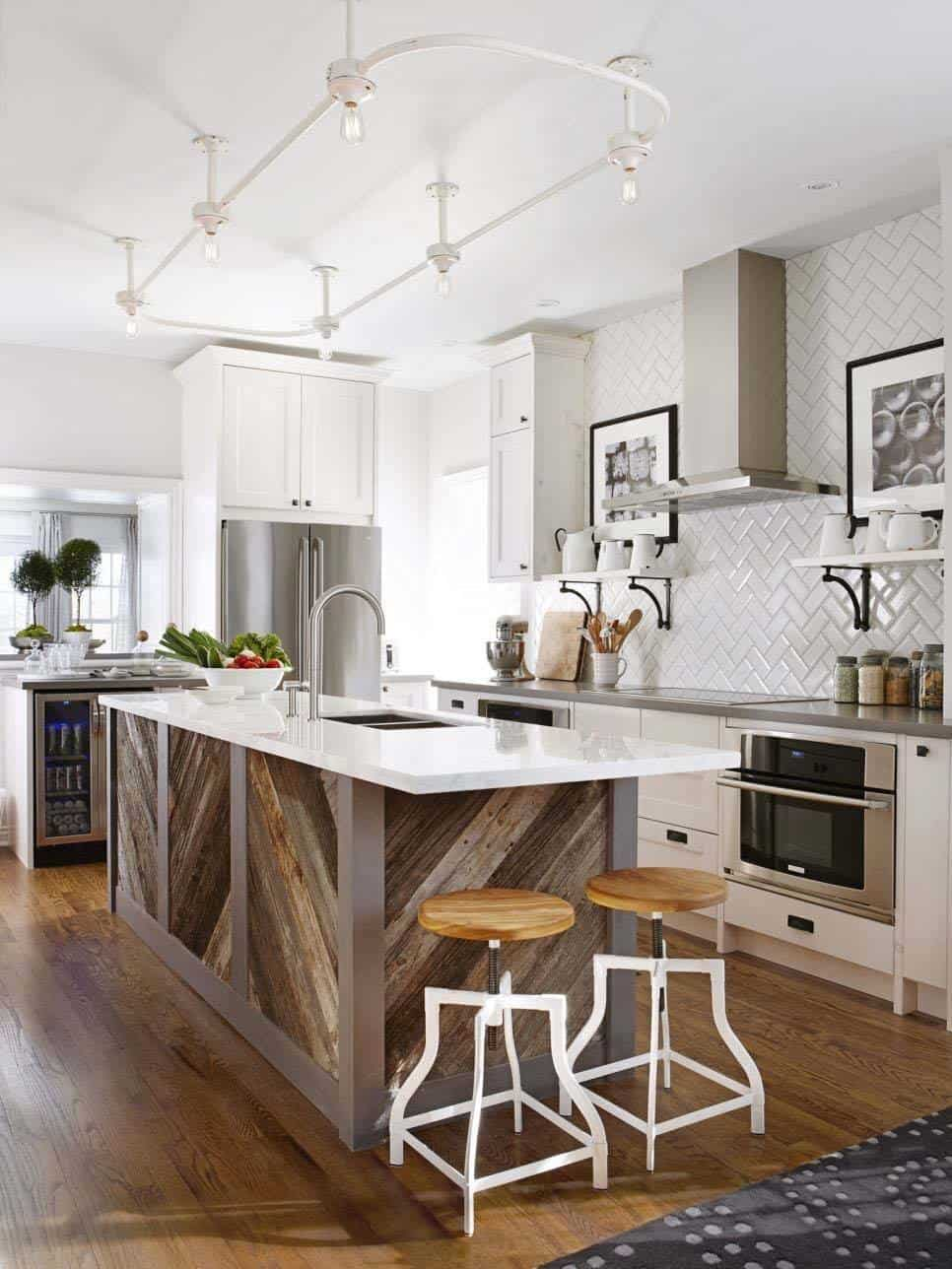kitchen islands ideas barn house 30 brilliant island that make a statement