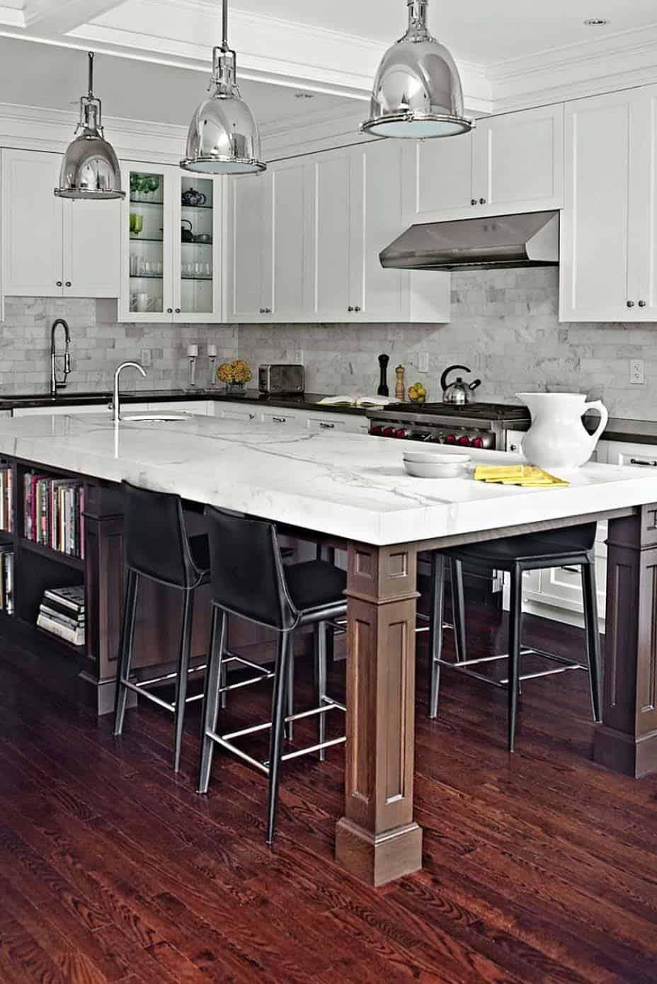 30 Brilliant kitchen island ideas that make a statement