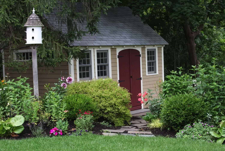 Backyard Shed Ideas