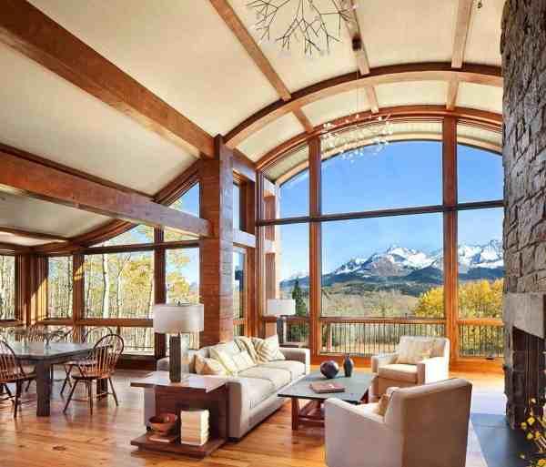 Colorado Mountain Home Interior Design Ideas