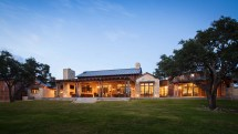 Texas Hill Country Rustic Ranch Homes