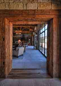 Rustic Modern Barn Style Homes