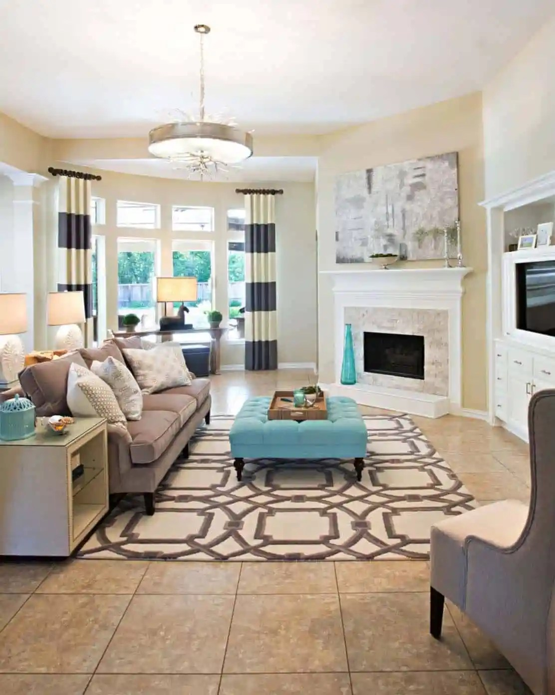 Image Result For Open Plan Kitchen Living Room Design Ideasa