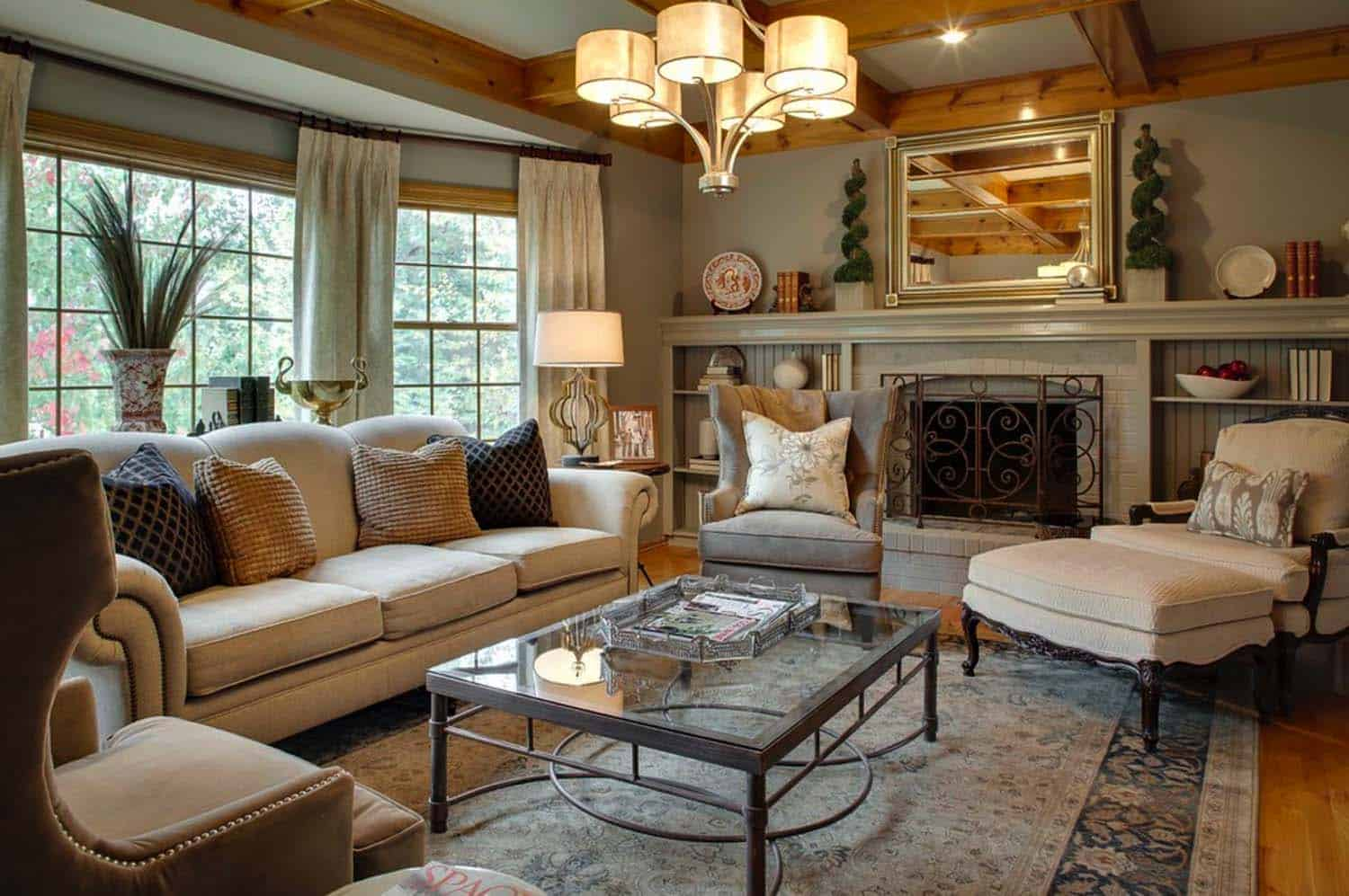 elegant living room decorating ideas french country decor 2 38 rooms that are brilliantly designed 18 1 kindesign