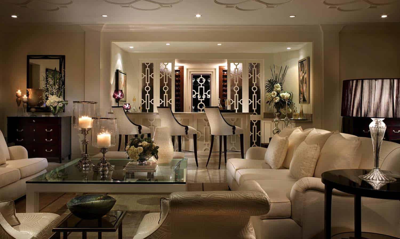 elegant living room design leather furniture sets sale 38 rooms that are brilliantly designed 33 1 kindesign
