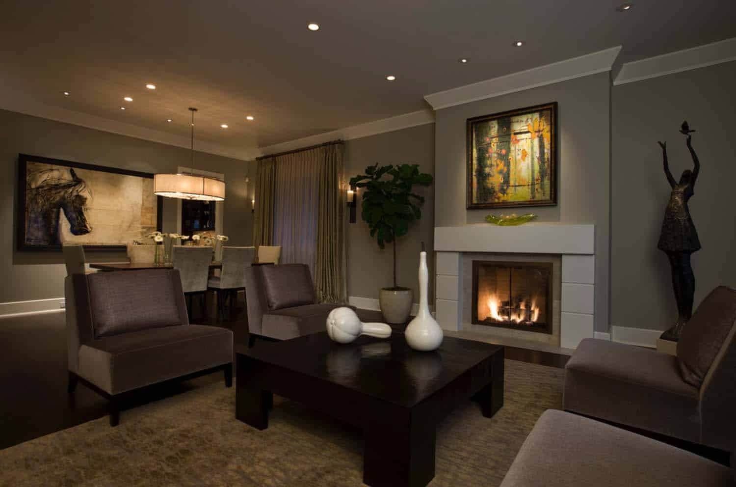 elegant living rooms with fireplaces contemporary room log burner 38 that are brilliantly designed 36 1 kindesign
