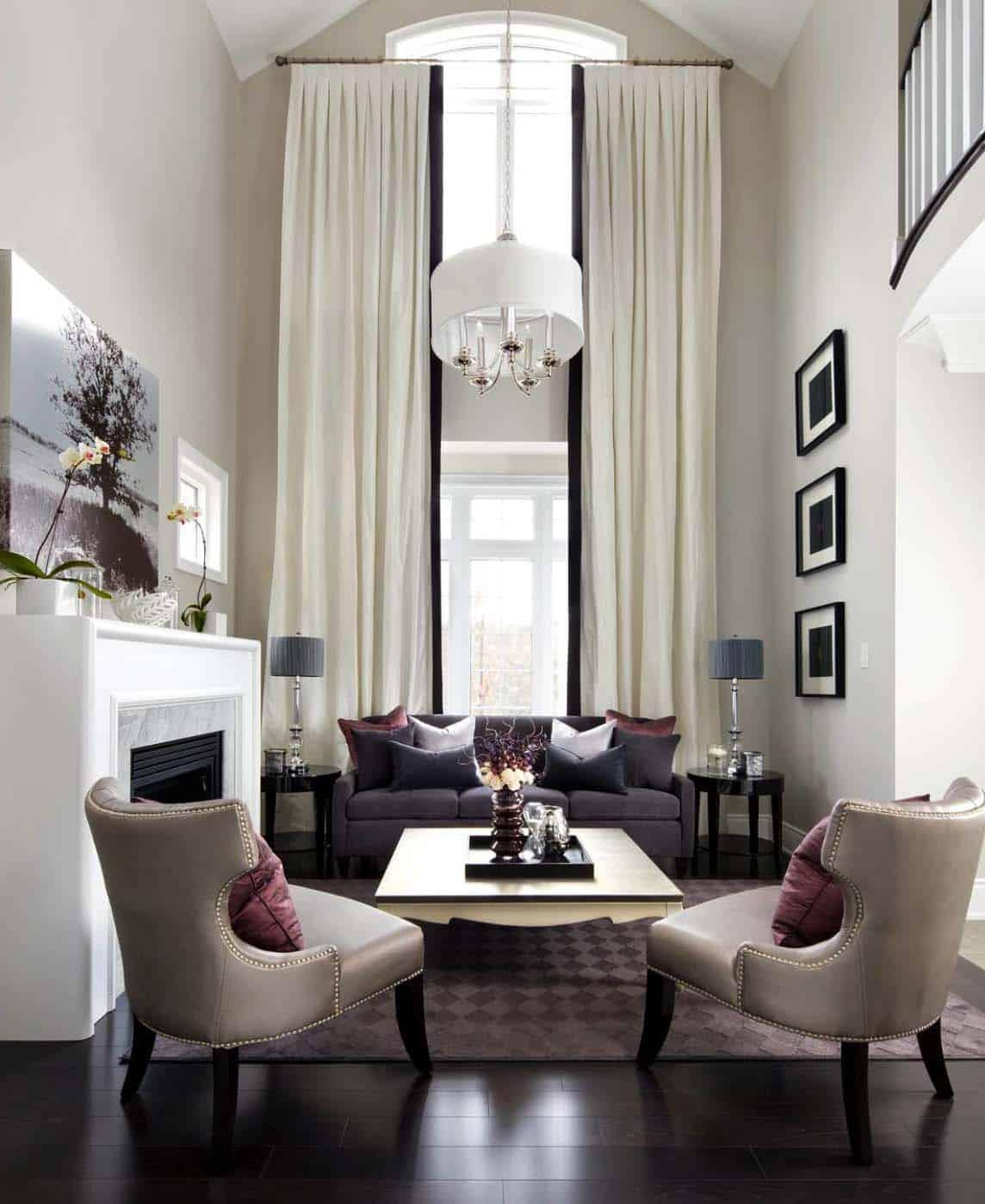 modern elegant living room designs flooring for and kitchen 38 rooms that are brilliantly designed 37 1 kindesign