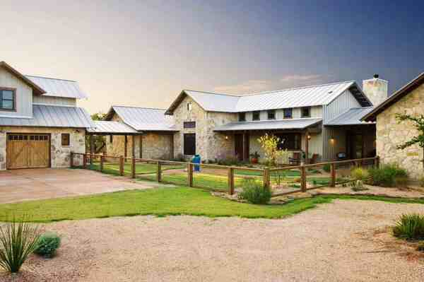 Rustic Texas Style Ranch House Plans