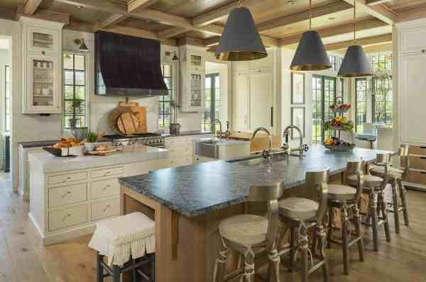 Kitchen Islands with Three
