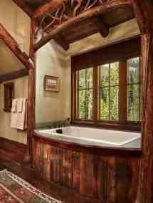 Gorgeous Contemporary Bathrooms Featured In Mountain