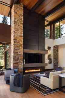 Fabulous Mountain Modern Retreat In High Sierras