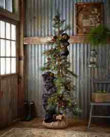 Fabulous Rustic-country Christmas Decorating Ideas