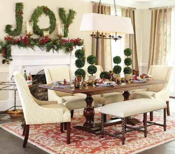Rustic Country Christmas Decorating Ideas