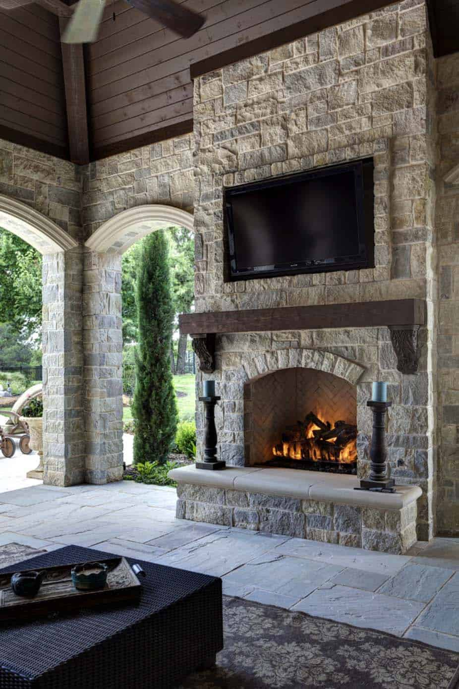 A French Chateaux Style Dream Home In Southlake Texas