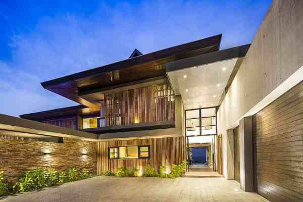 Modern Tropical Architecture