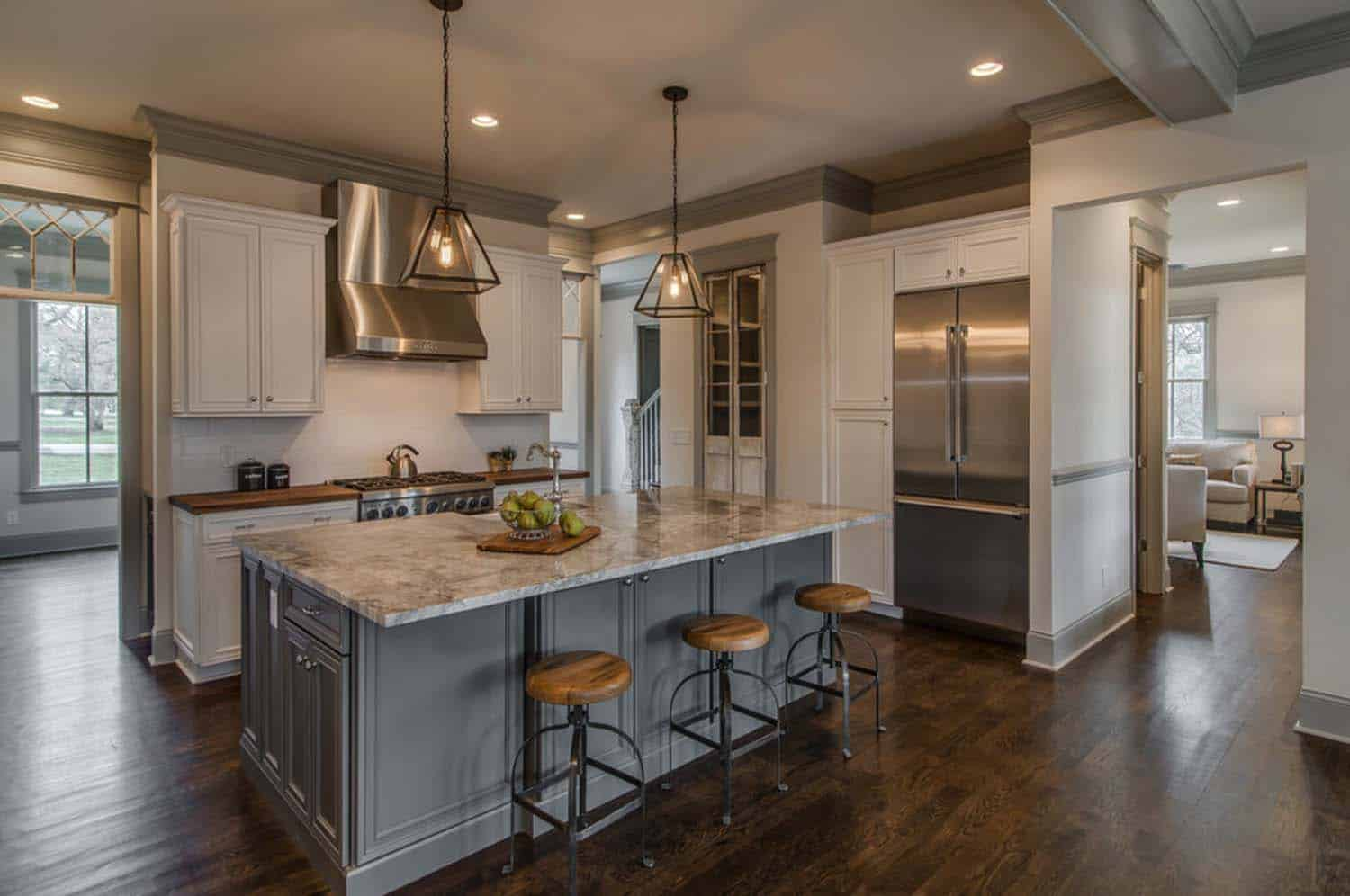tudor kitchen remodel kid set style inspired dwelling with reclaimed barn wood in