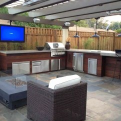 Photos Of Outdoor Kitchens And Bars Touchless Kitchen Faucet Reviews 20 43 Spectacular With For Entertaining