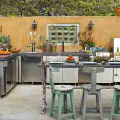 Photos Of Outdoor Kitchens And Bars Baby Gate For Kitchen 20 43 Spectacular With Entertaining