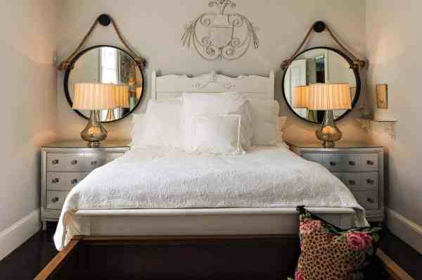 Small Master Bedroom Decorating