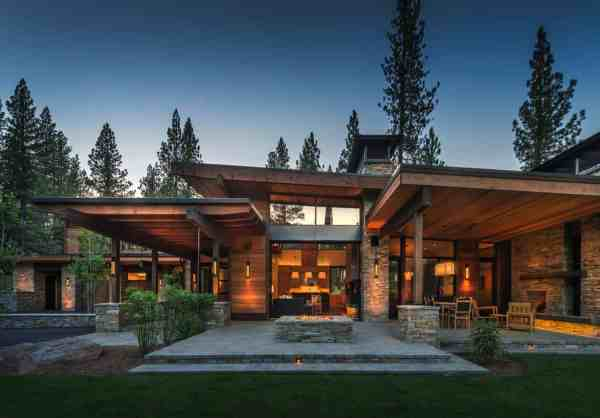 Modern Mountain Home House Plans