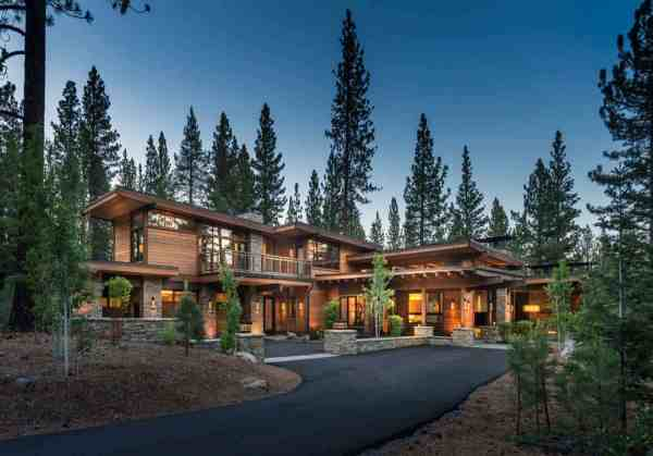Modern Mountain Home Architects