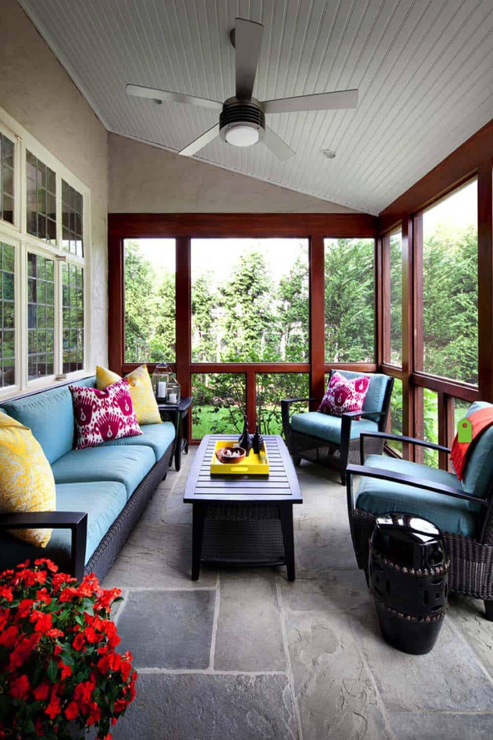 title | Screened In Porch Furniture Ideas