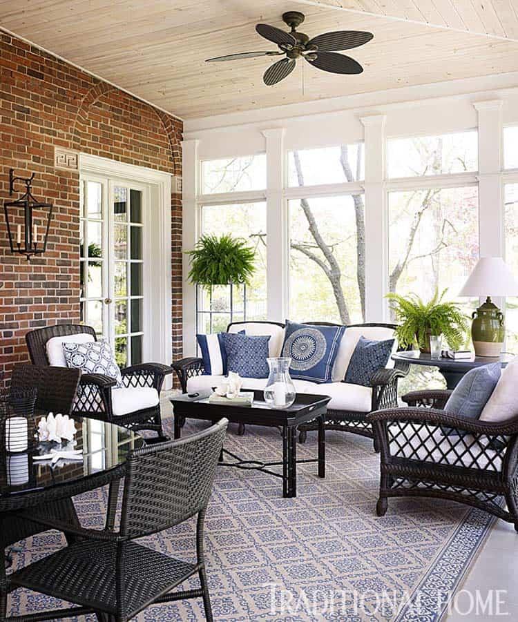 screened porch design ideas