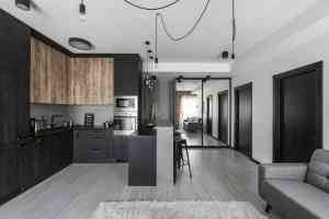 Small industrial apartment in Lithuania gets an inspiring ...