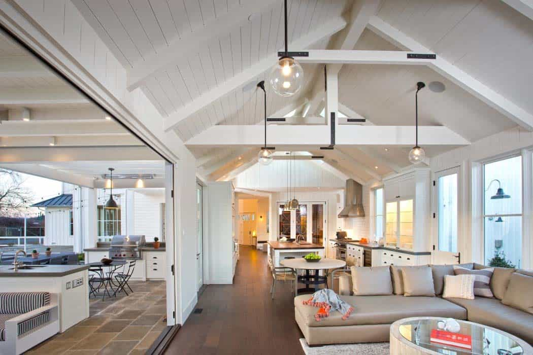 wine country living room my is too dark chic contemporary farmhouse celebrates sonoma