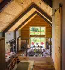 Rustic Modern Barn Homes
