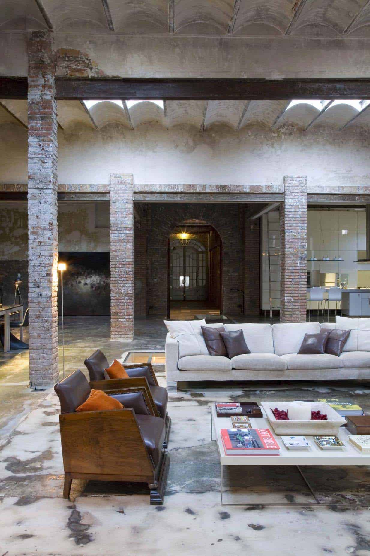 Renovated Loft In Barcelona B With Character
