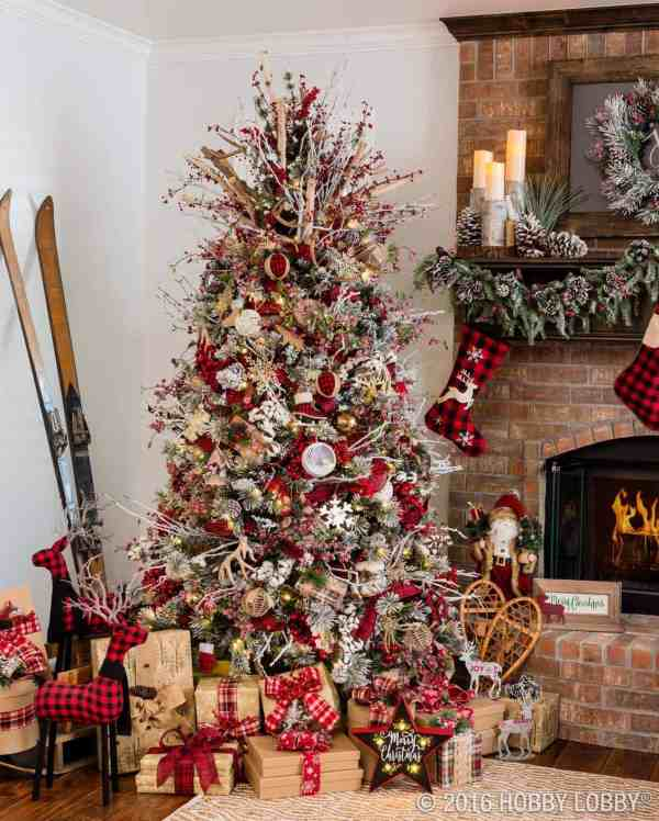 elegant christmas tree ideas