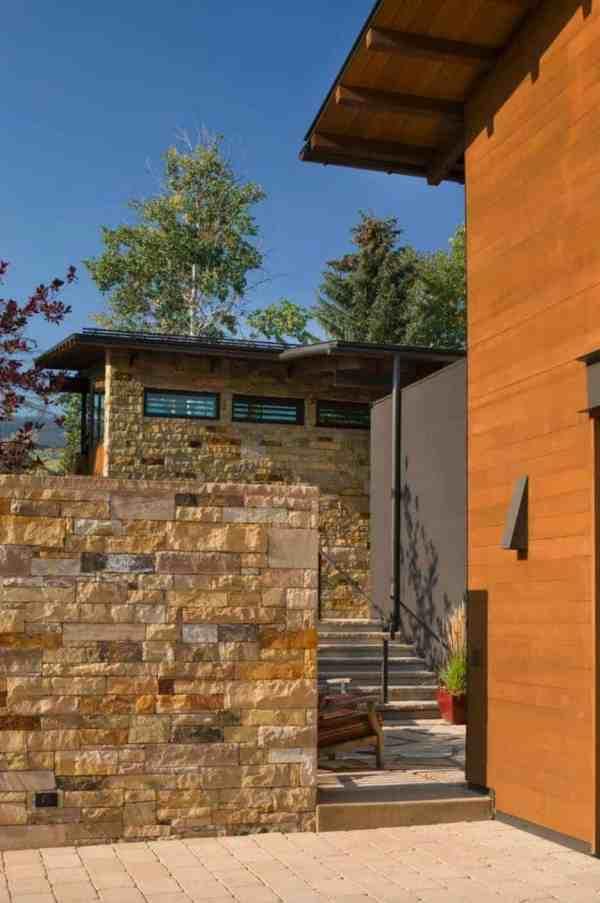 Eco-friendly Ranch Home Designed Maximize Rocky