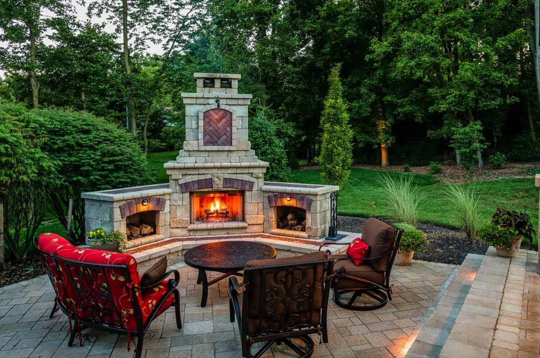 28 Delightful Backyard Design Ideas For Summertime Inspiration