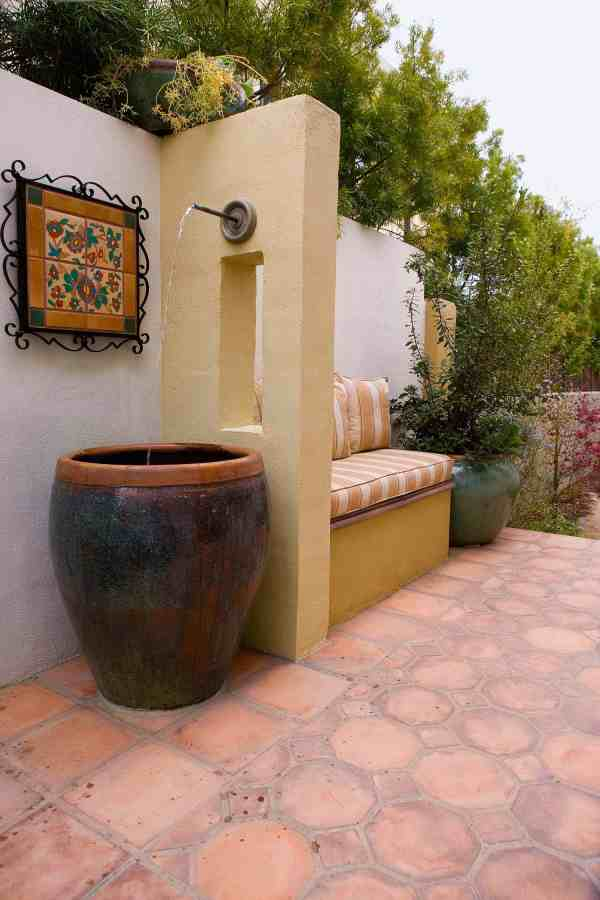 Inspiring Outdoor Garden Fountains Add Tranquility