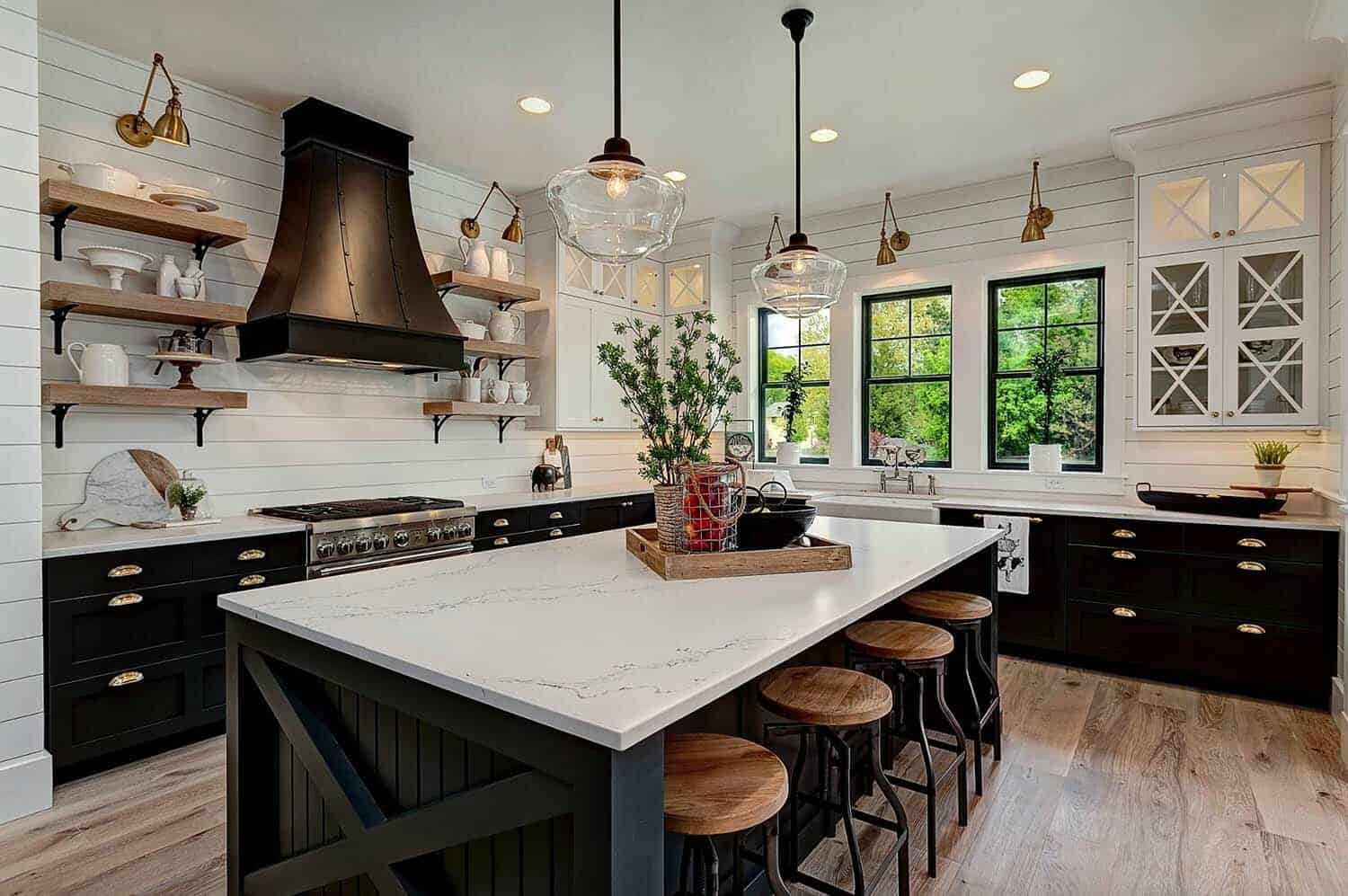 farm style kitchen renovations on a budget 35 43 amazingly creative and stylish farmhouse ideas