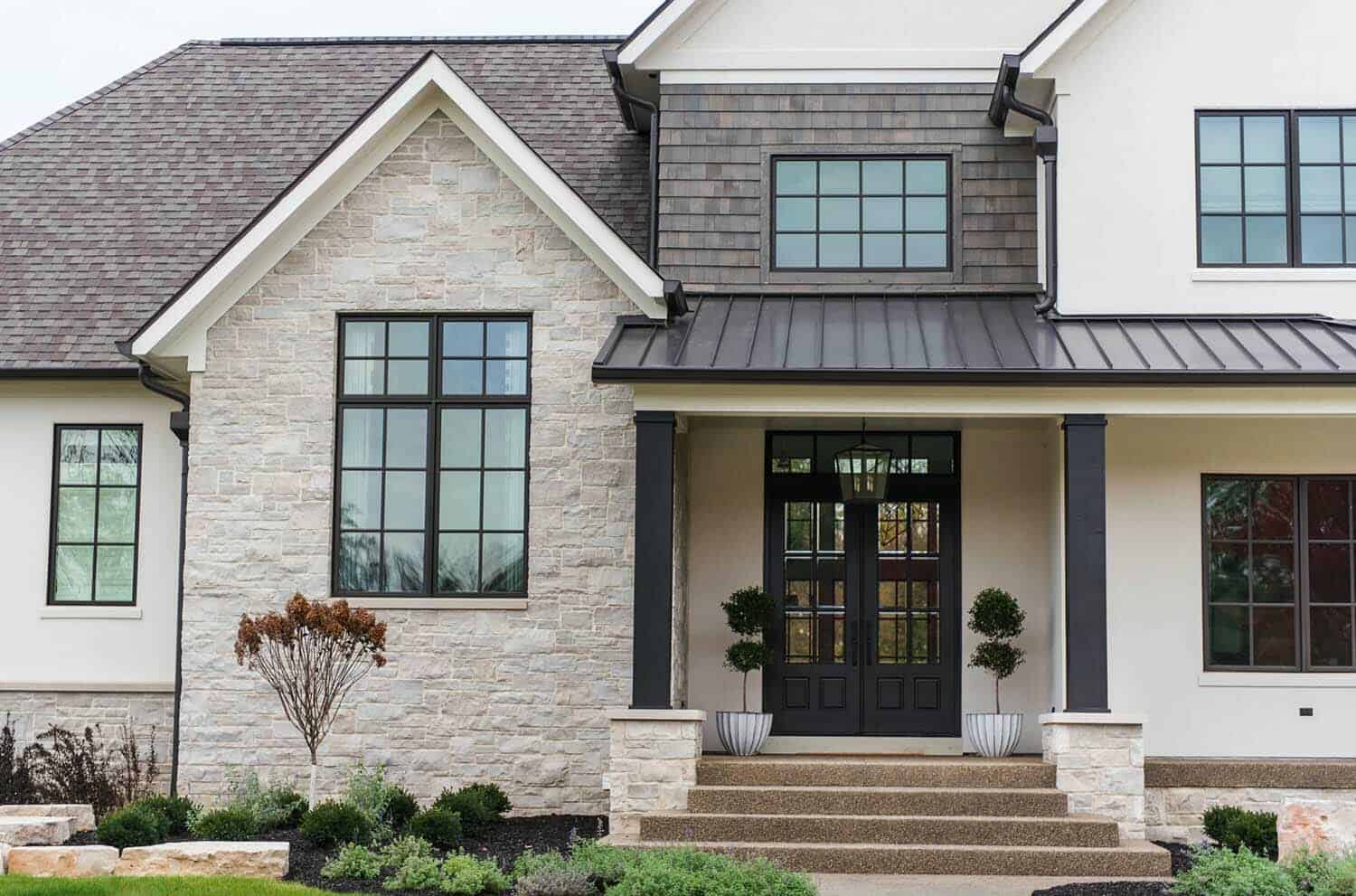 Traditional Meets Contemporary In This Refreshing Family