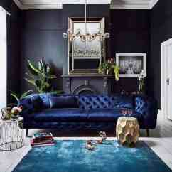 Wall Pictures Living Room Nautical Decorations For 28 Gorgeous Rooms With Black Walls That Create Cozy Drama Contemporary