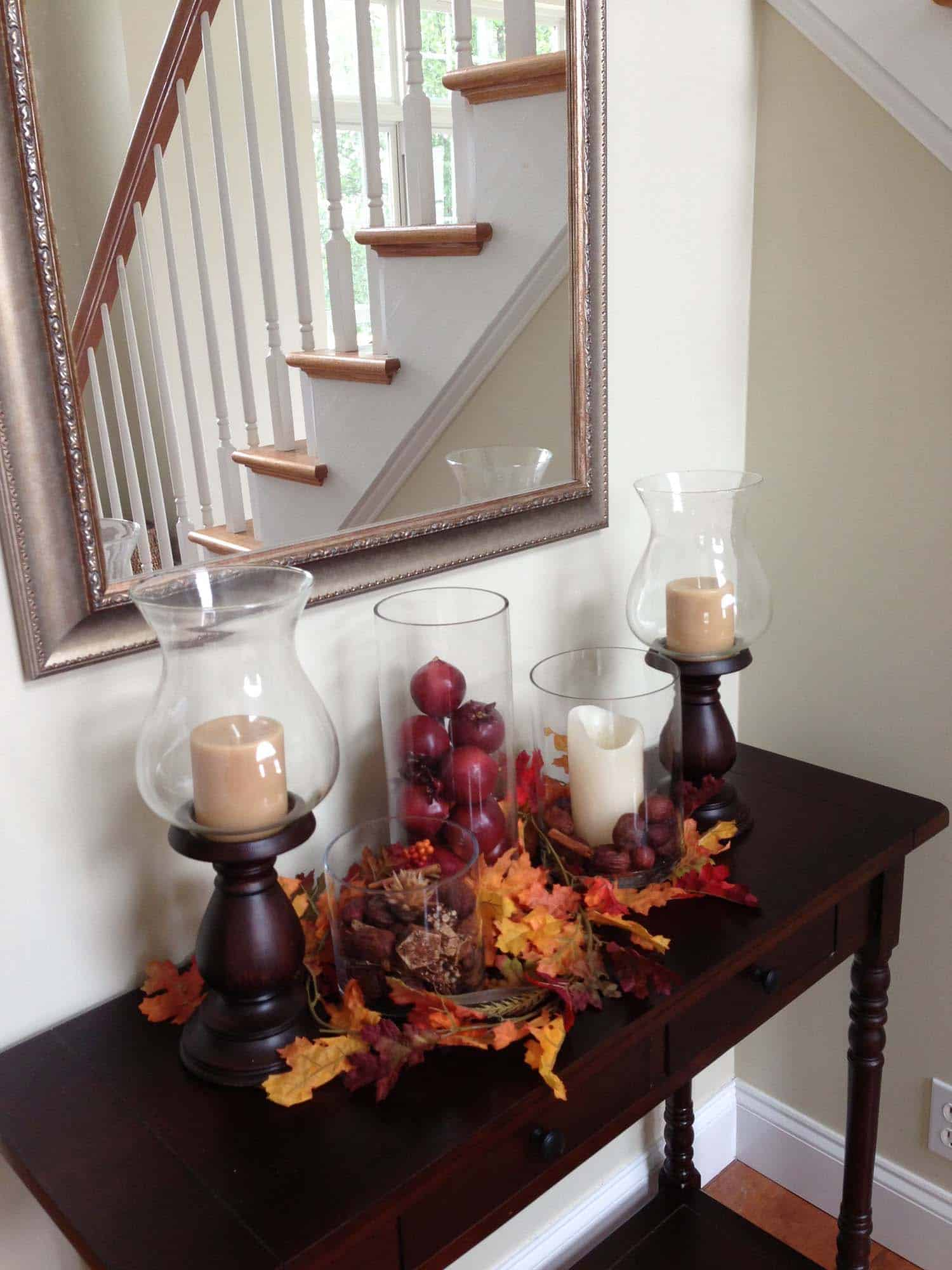 living room table decor coffee modern 23 amazing ways to style your console with fall ideas