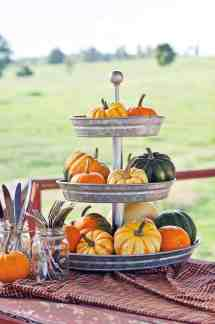 Fabulous Outdoor Decorating Ideas Host Fall Party