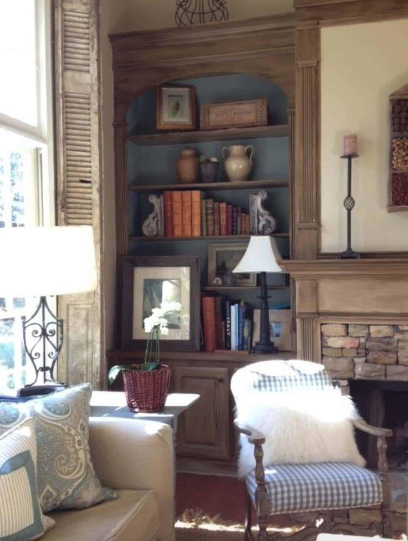 Modern Tuscan Living Room : modern, tuscan, living, Beautiful, Tuscan, Farmhouse, Personality, Charm, Georgia
