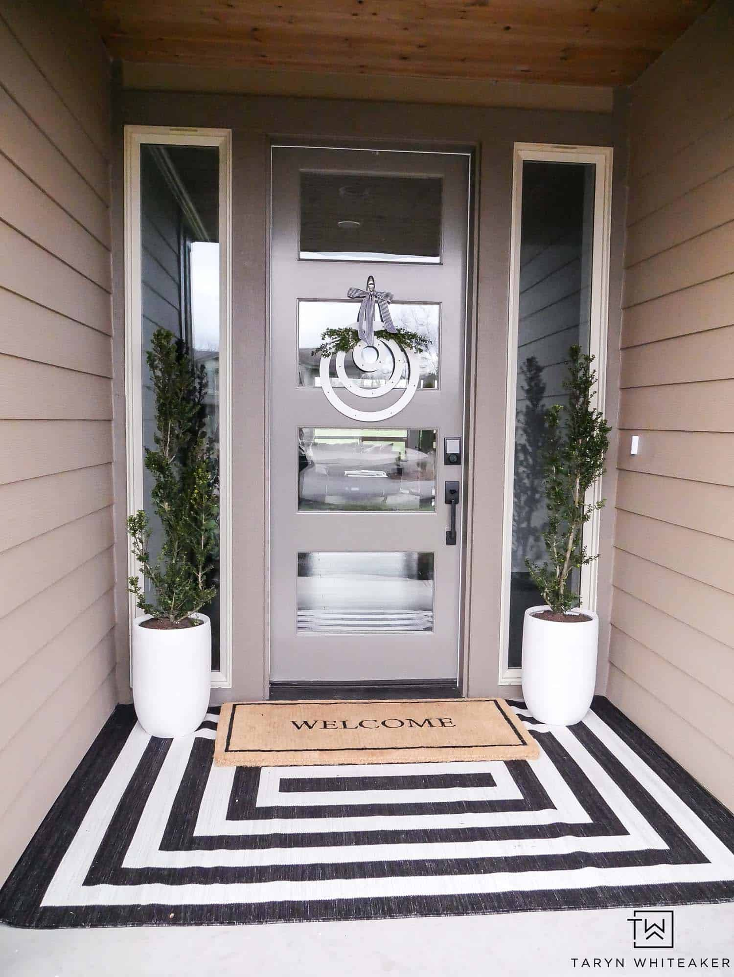 front porch for spring