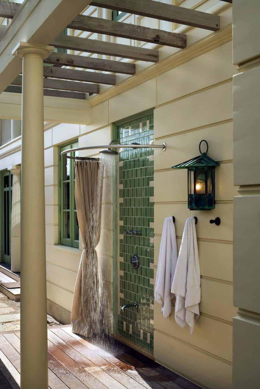 30 invigorating outdoor shower ideas