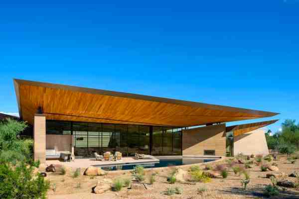 Rammed Earth Home Architectural Masterpiece In
