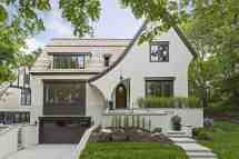 Tudor Style Cottage With Modern Twist In Historic Crocus