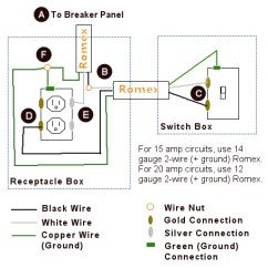 Wiring Diagram Outlet To Switch Light 2 Gang Making An Independent From Doityourself Com Community Forums