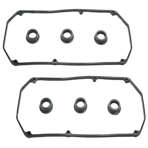 Set 2 Rocker Valve Cover Gaskets Magna TH TJ TL TW 3.5L