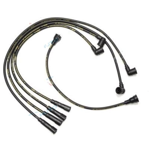 Bosch Ignition Spark Plug Lead Set for Nissan Navara D21