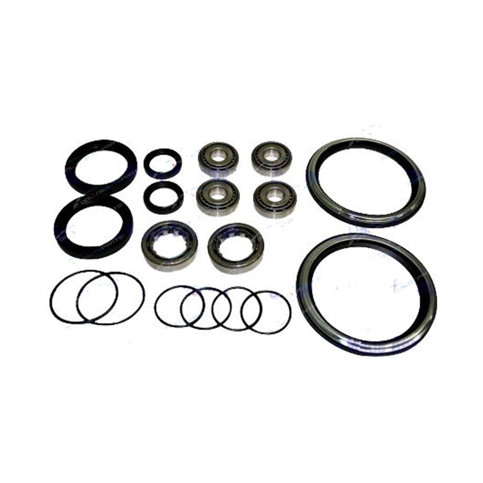 Swivel Hub King Pin Knuckle Bearing Repair Kit G60 suit