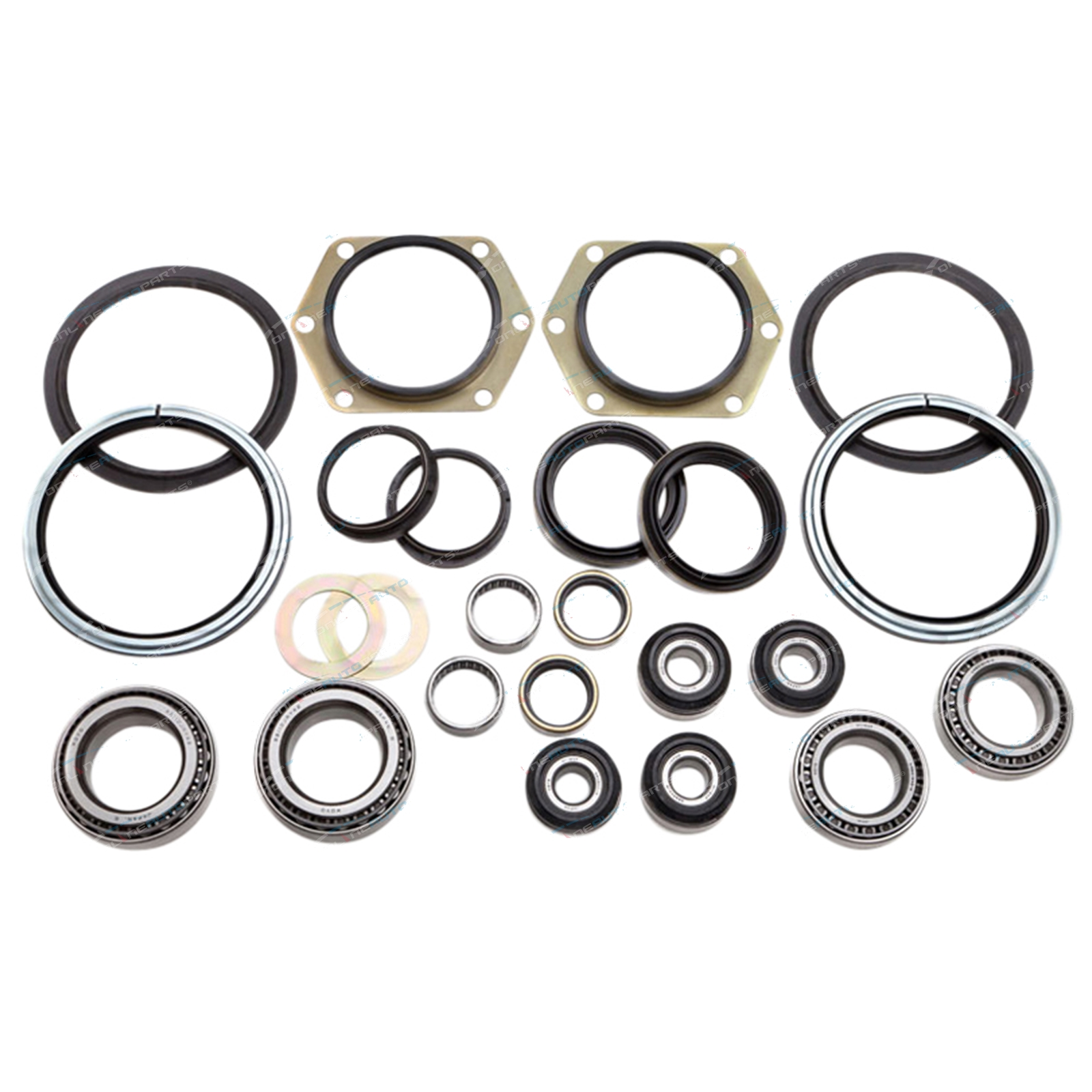 Swivel Hub King Pin Repair Kit Nissan Patrol GQ GR Y60